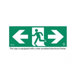 Code Compliant Exit Signs