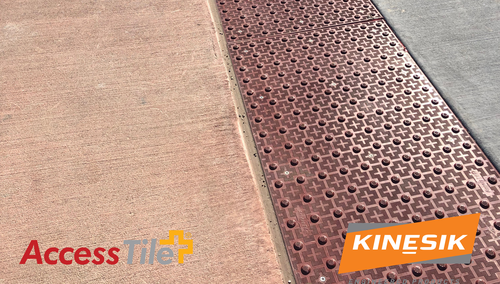 Access Tile Surface Applied Tiles